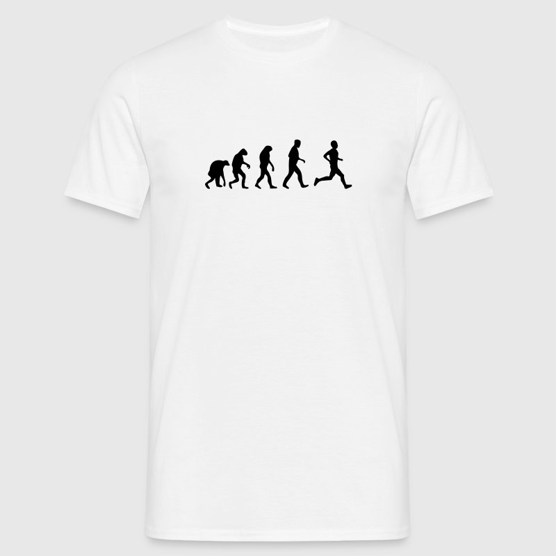 jogging evolution T-Shirts - Männer T-Shirt