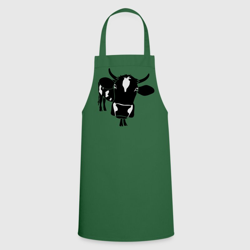cow bull ox milk farmer farm country cows dairy pregnant milker beef steak  Aprons - Cooking Apron