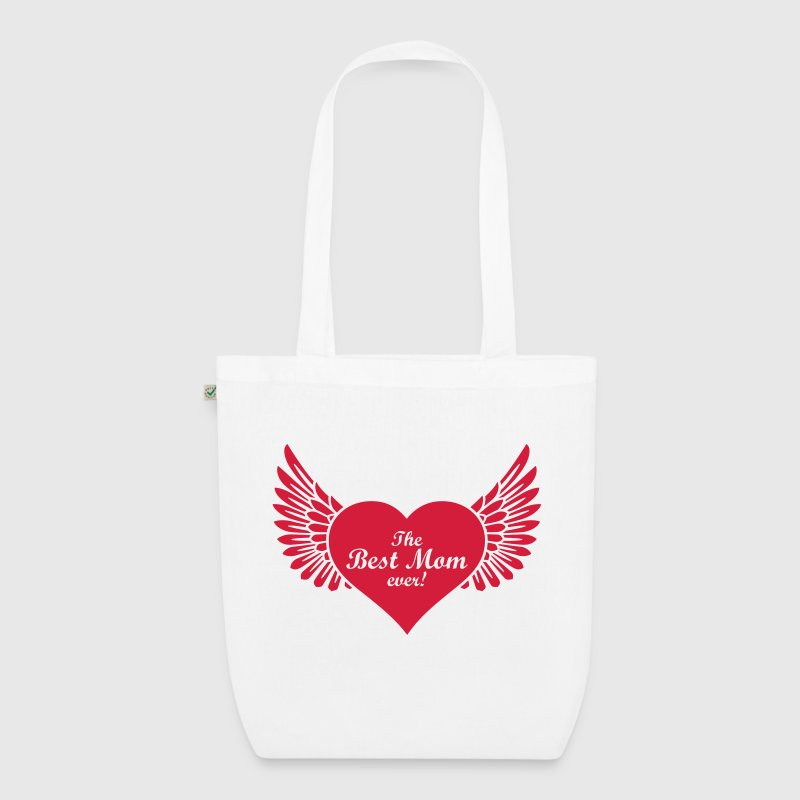 The best Mom ever! Bags  - EarthPositive Tote Bag