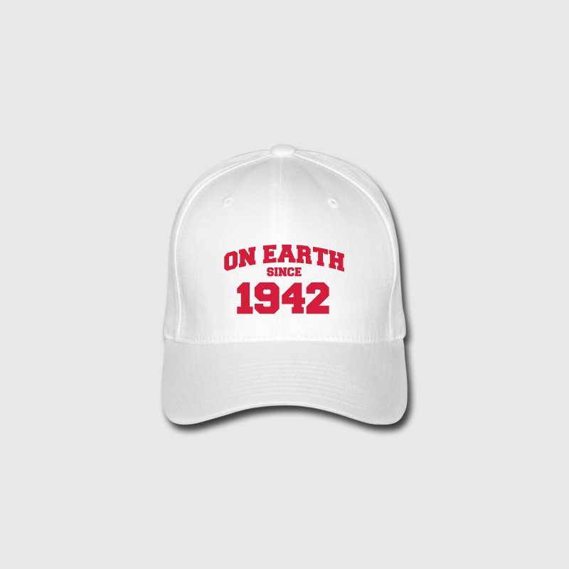 (de) on earth since 1942 (fr) Casquettes et bonnets - Casquette Flexfit