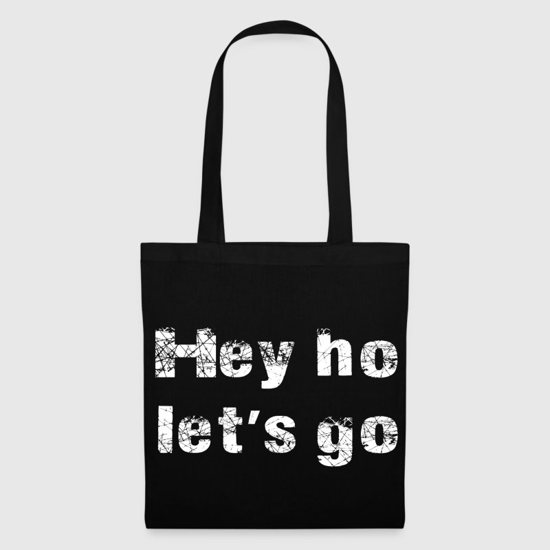 hey ho let's go Bags  - Tote Bag