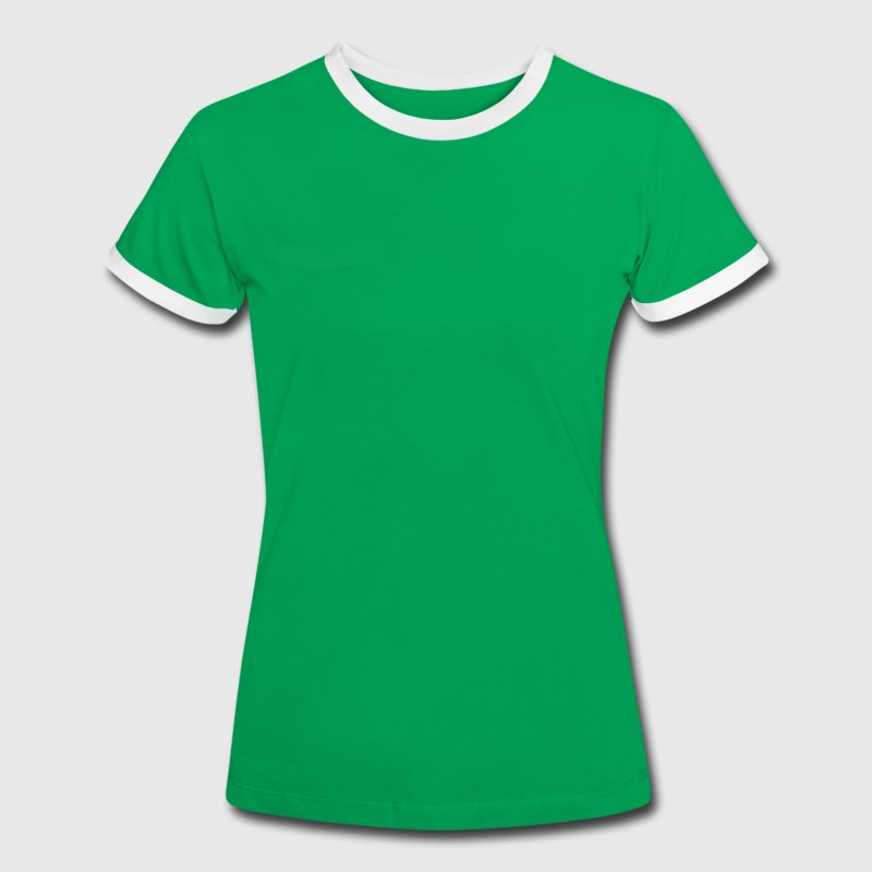 established 1975 - aged to perfection(nl) T-shirts - Vrouwen contrastshirt