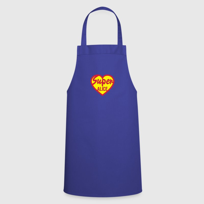 heart heart super alice - Cooking Apron