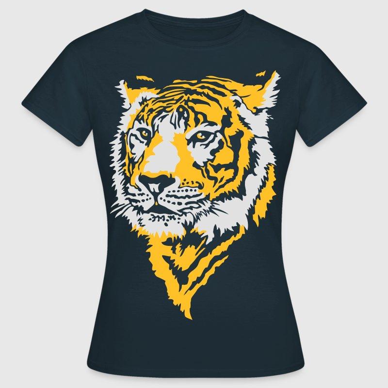 Tiger Head T Shirt Spreadshirt