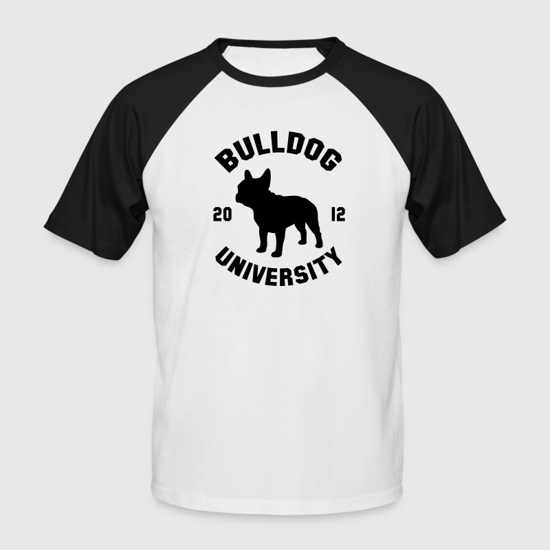 BULLDOG UNIVERSITY  T-Shirts - Men's Baseball T-Shirt