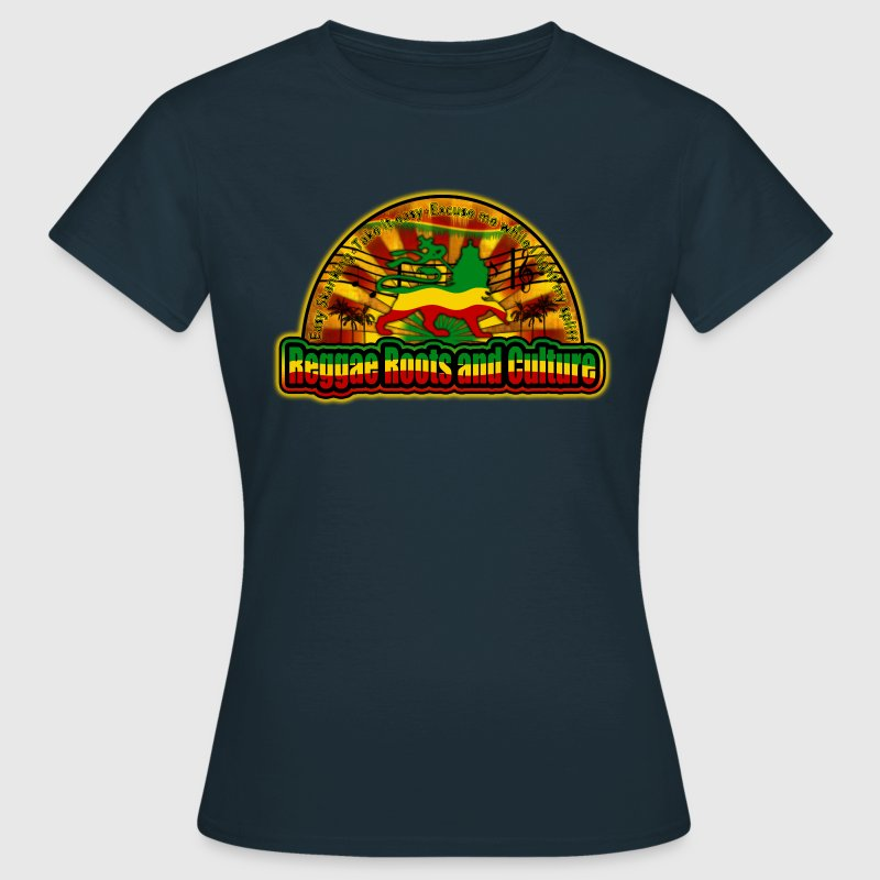 reggae roots and culture easy skanking T-Shirts - Frauen T-Shirt