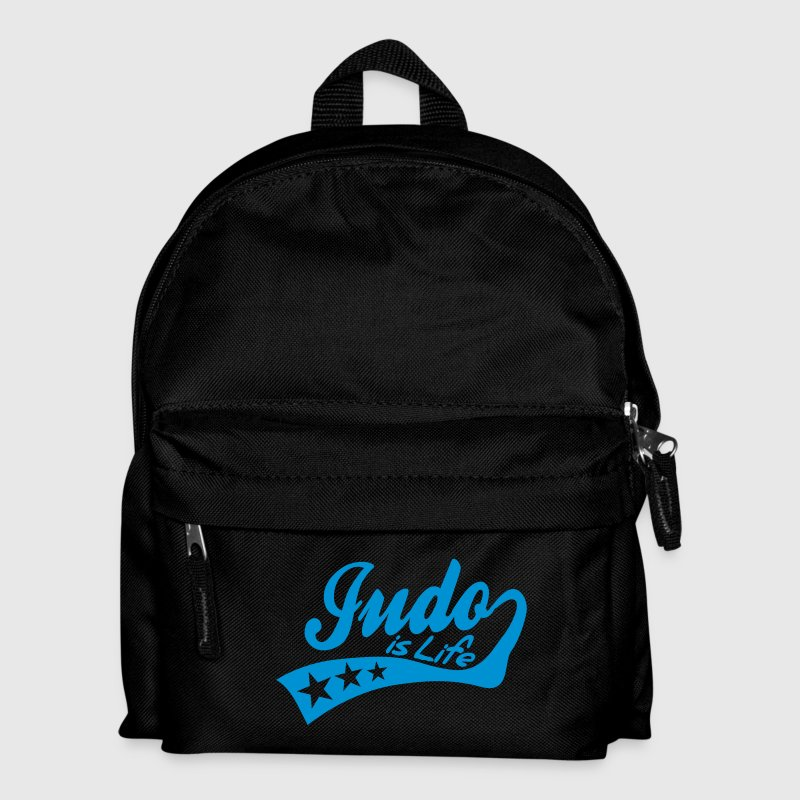 judo is life - retro Bags  - Kids' Backpack