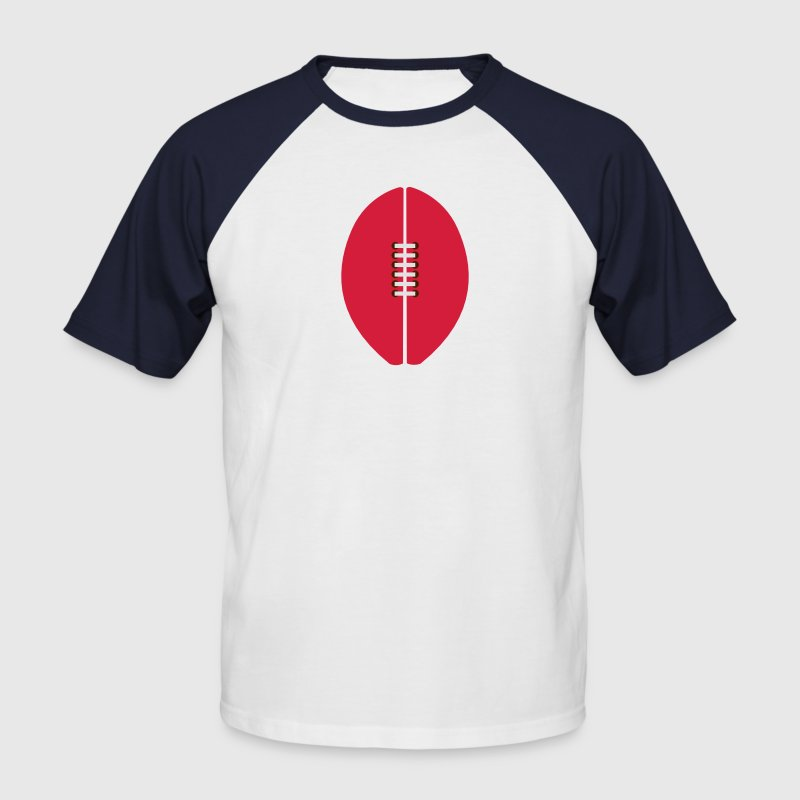 Aussie rules Australian football AFL T-Shirts - Men's Baseball T-Shirt