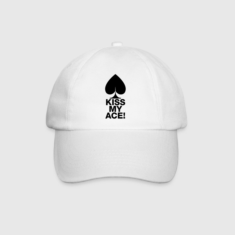 Poker Trash Talk Caps & Hats - Baseball Cap