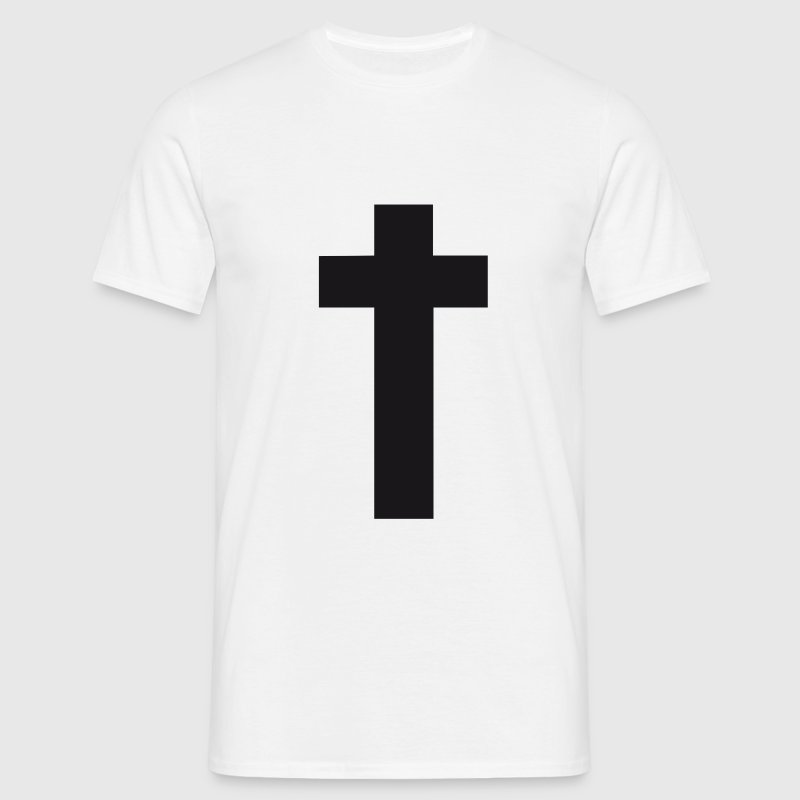 Justice Cross - Men's T-Shirt