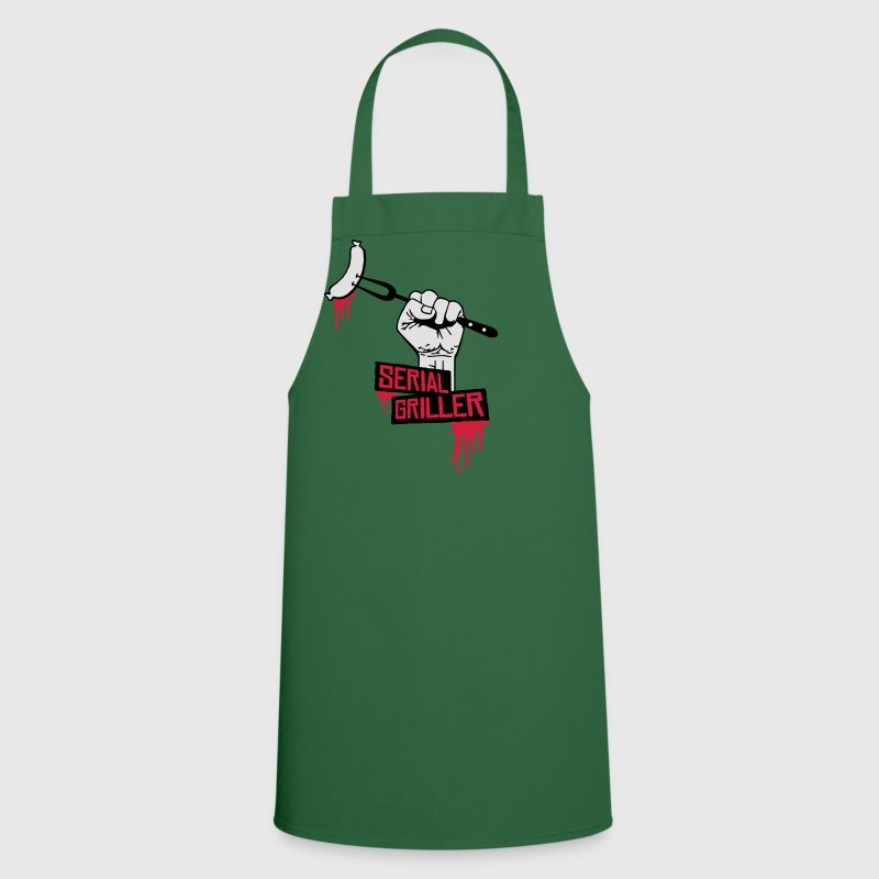 Serial Griller  Aprons - Cooking Apron