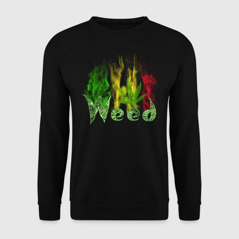 weed Hoodies & Sweatshirts - Men's Sweatshirt