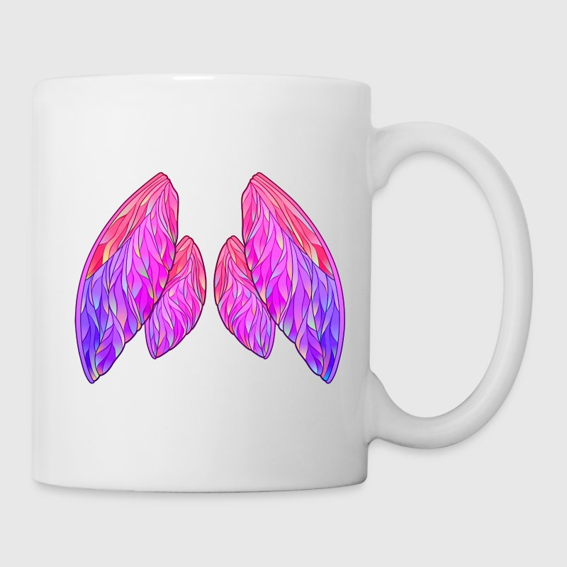 Dragonfly Fairy Wings - Mugg