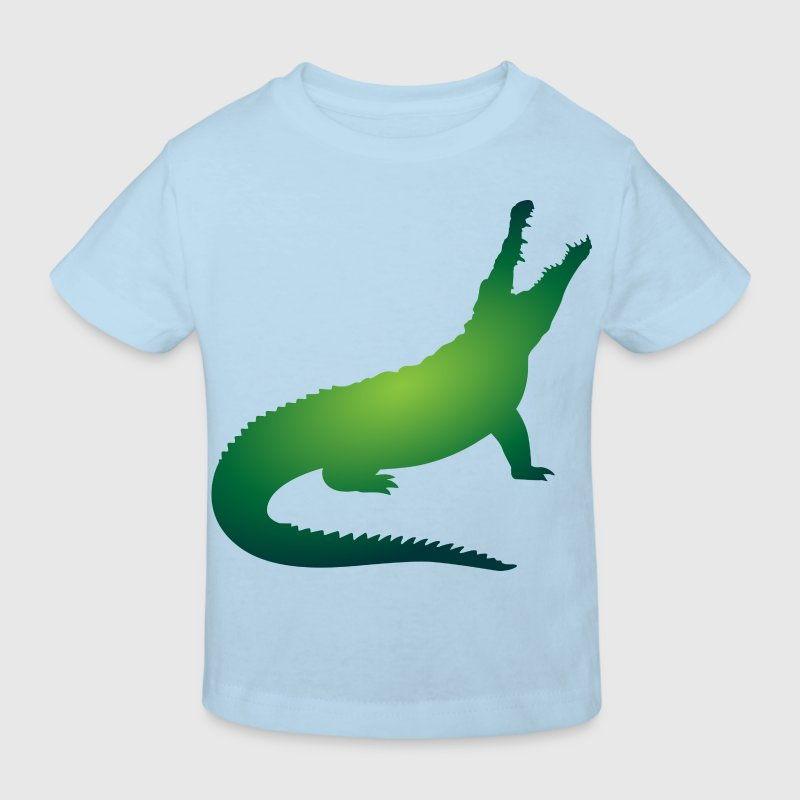 Crocodile (dd)++ Tee shirts Enfants - T-shirt Bio Enfant