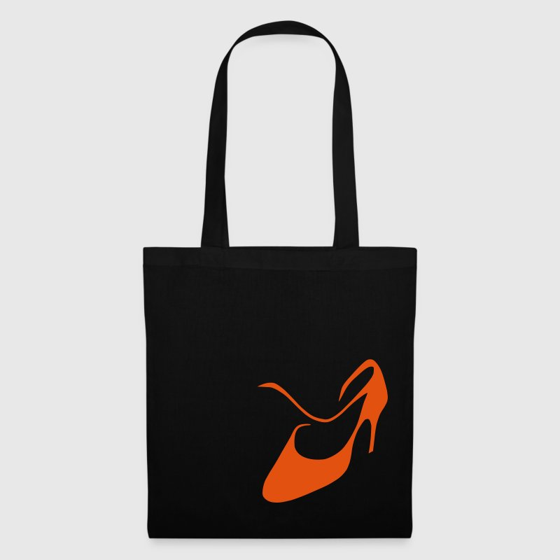 Argentine tango women dance shoe tote bag - Tote Bag