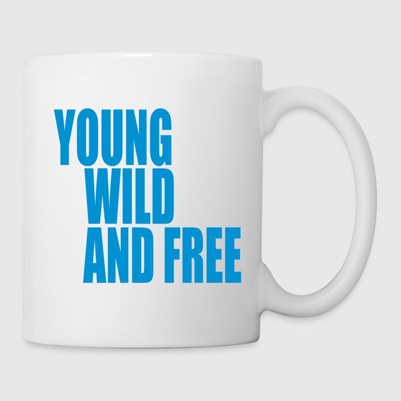 Young Wild and Free III Tasses - Tasse