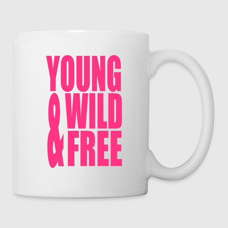 Young Wild and Free II Tassen - Tasse