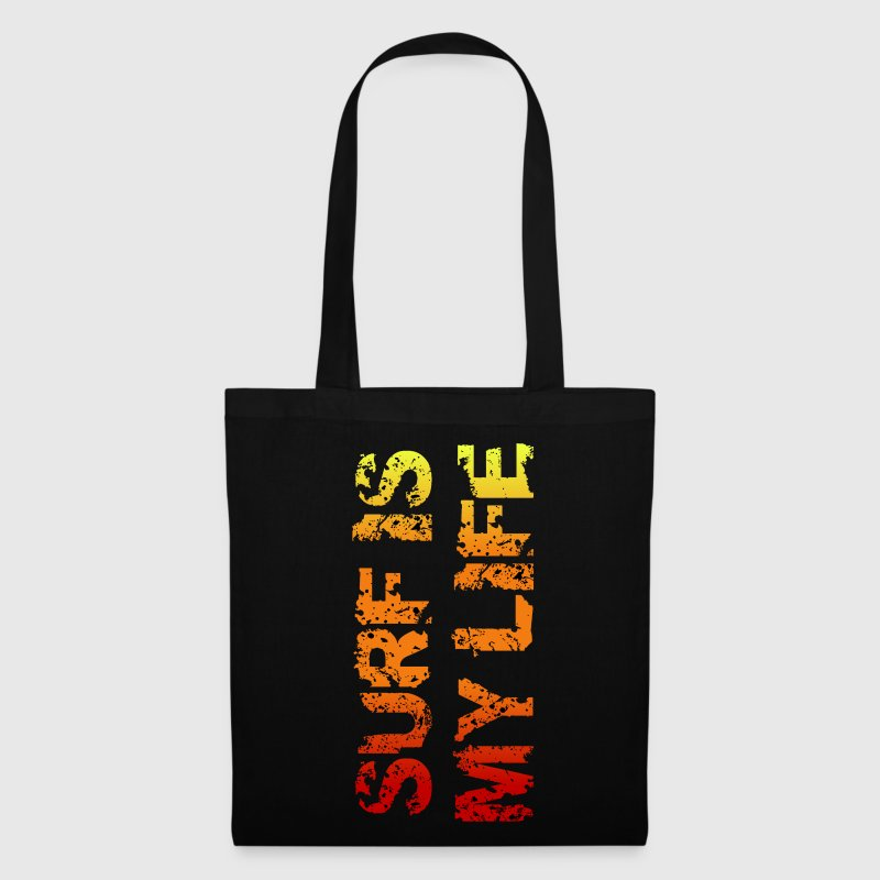 surf is my life Borse - Borsa di stoffa