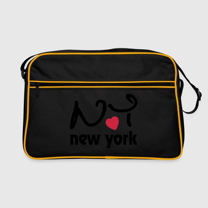 I love New York Sacs - Sac Retro
