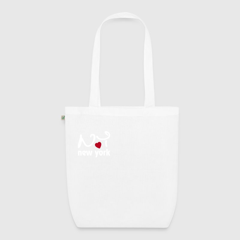 Love New York Bags  - EarthPositive Tote Bag