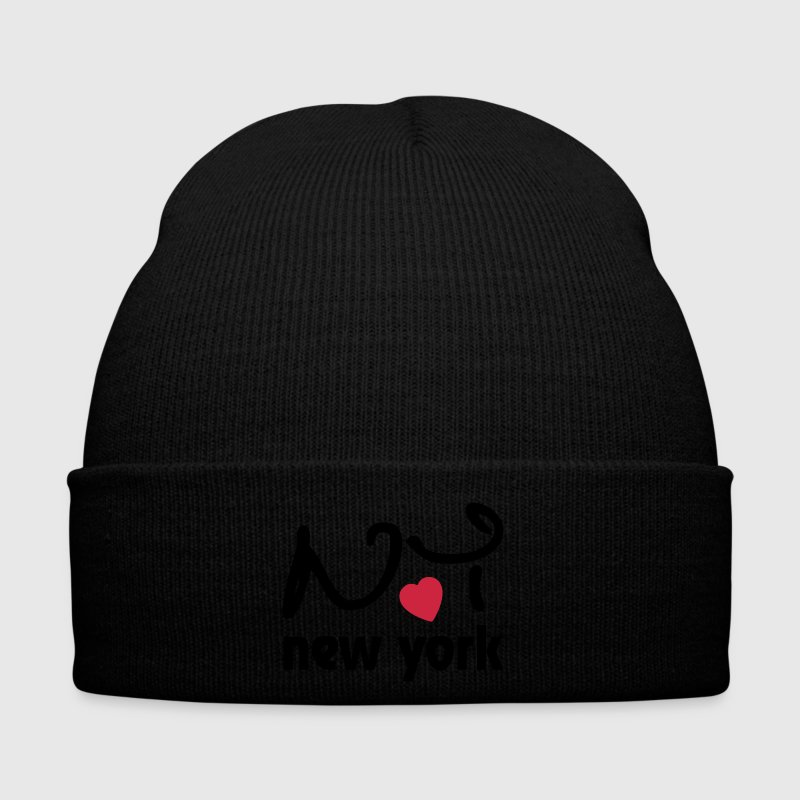 I Love New York Gorras - Gorro de invierno