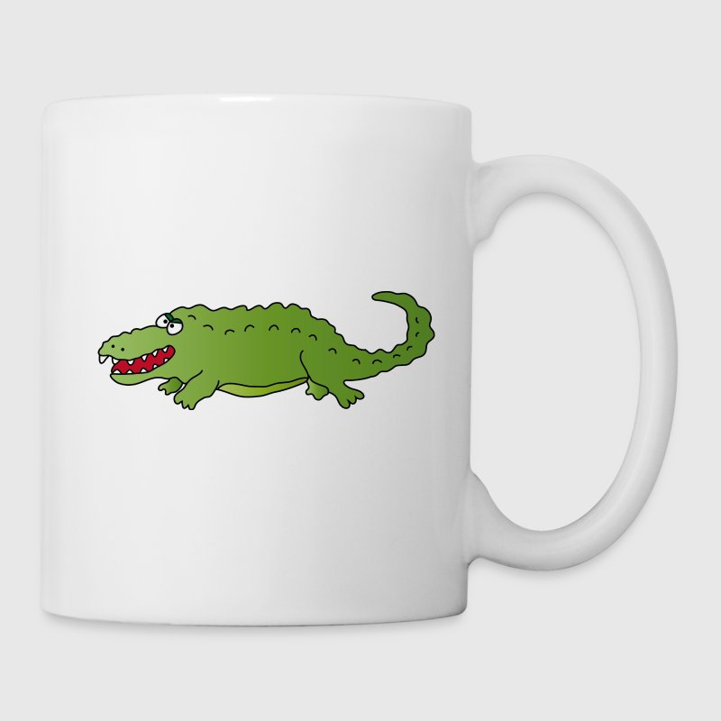 Crocodile Tasses - Tasse