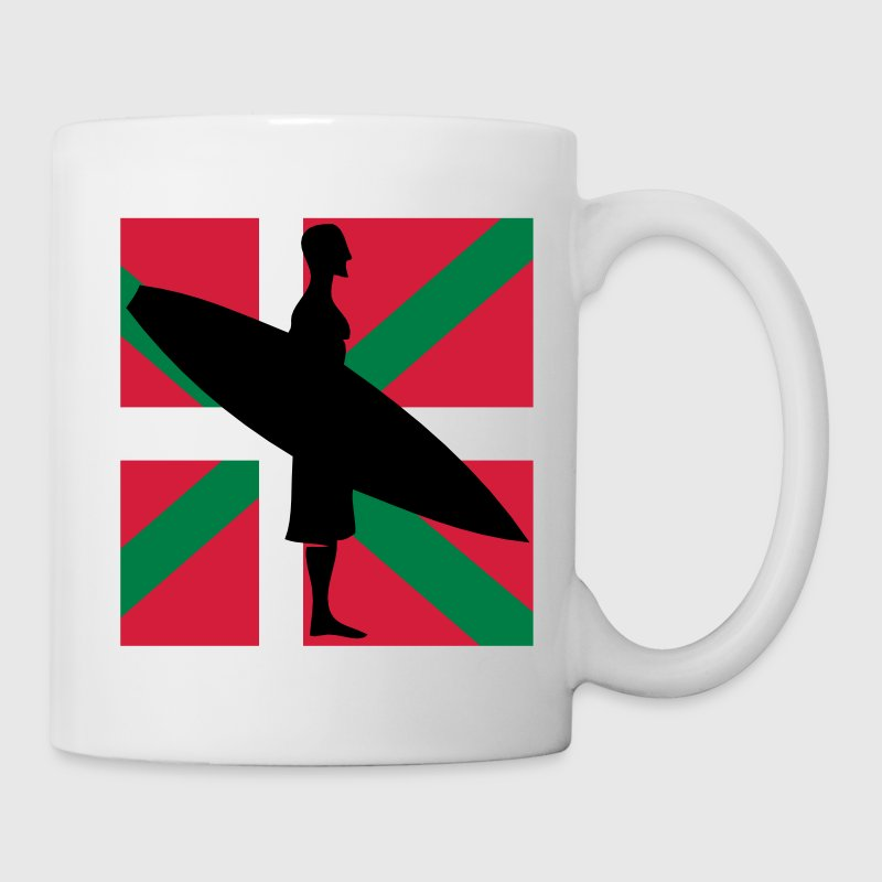 surf - Basque Tasses - Tasse