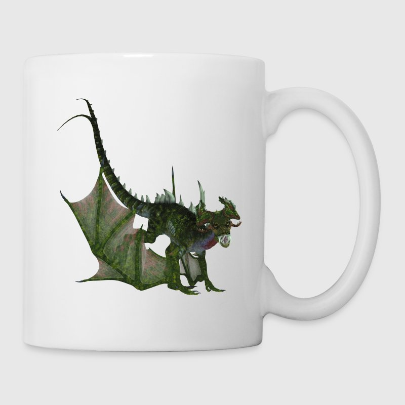Green Dragon - Tasse