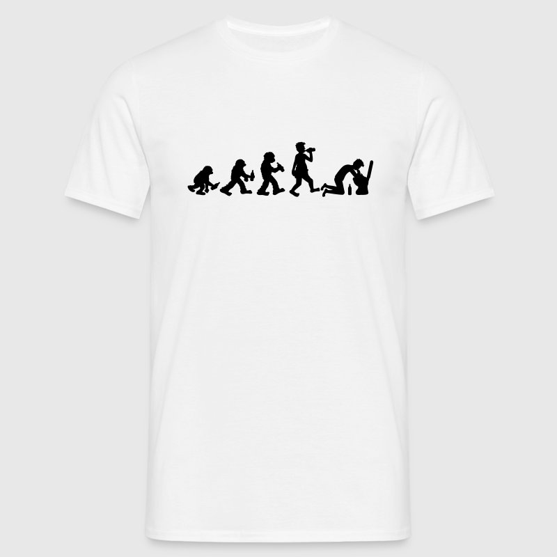 evolution_of_hangover Camisetas - Camiseta hombre