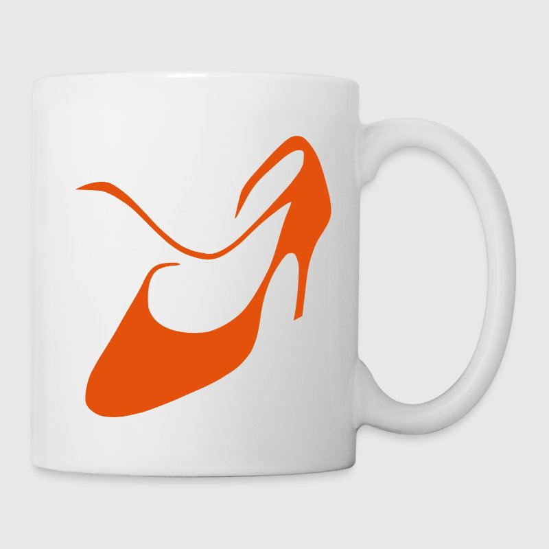 Argentine tango shoes london milonga women dance - Mug