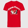 THE HARDEST SLAP ON THE WORLD OSMANLI TOKADI - Men's T-Shirt