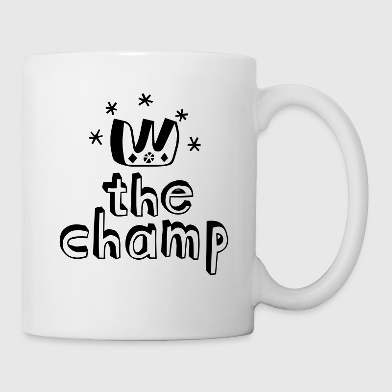The Champ Mugs  - Mug