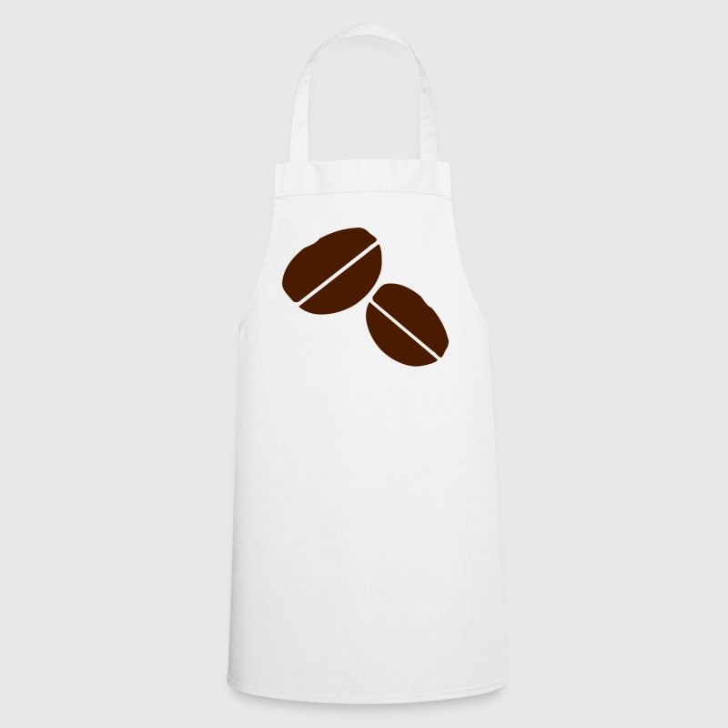 Coffee beans Cooking Apron - Cooking Apron
