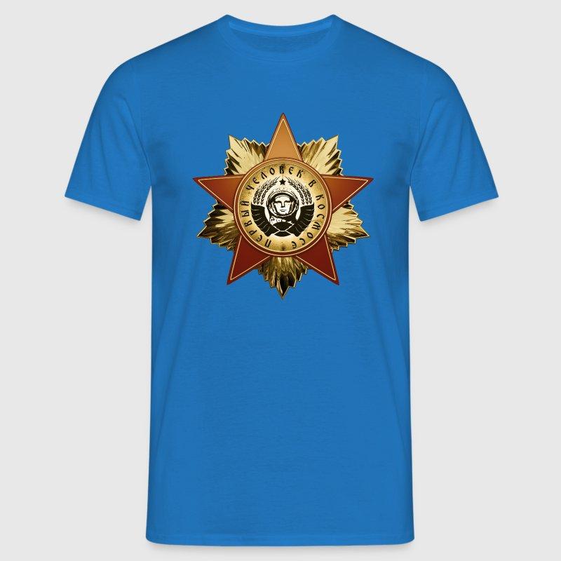 Kosmonaut Orden TShirt  Spreadshirt