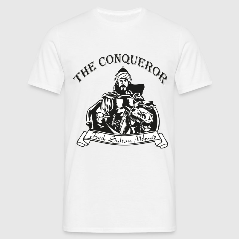 Fatih sultan Mehmed - T-shirt Homme