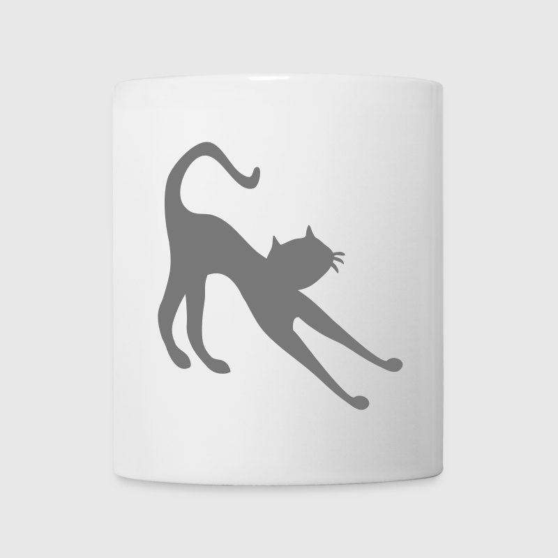 chat silhouette stretch by patjila Tasses - Tasse