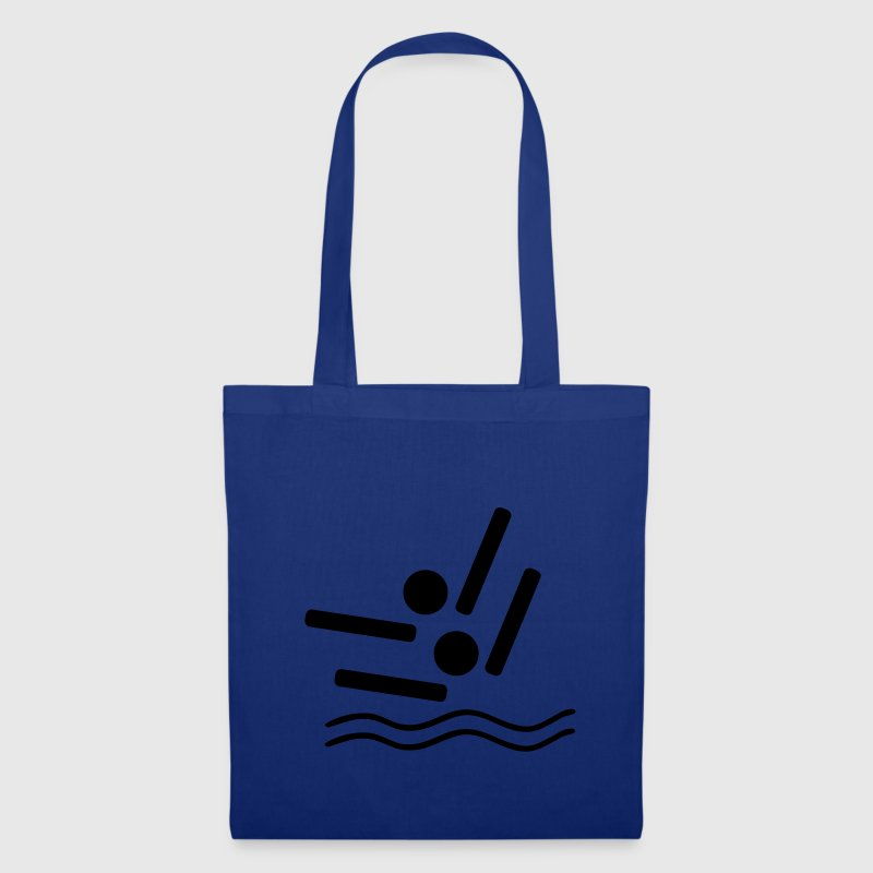natation synchronisée - Tote Bag