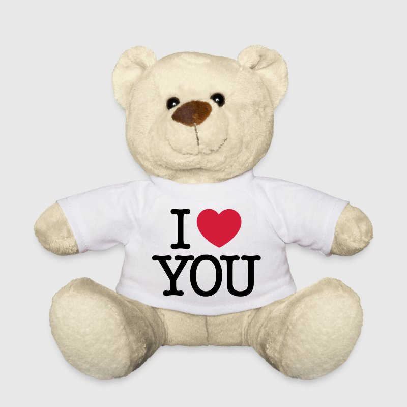 I Love You - Nounours