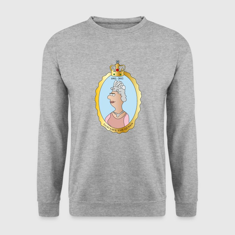 Queen Elizabeth II Hoodies & Sweatshirts - Men's Sweatshirt