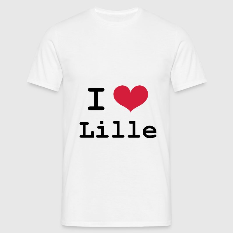 I Love Lille ! Tee shirts - T-shirt Homme