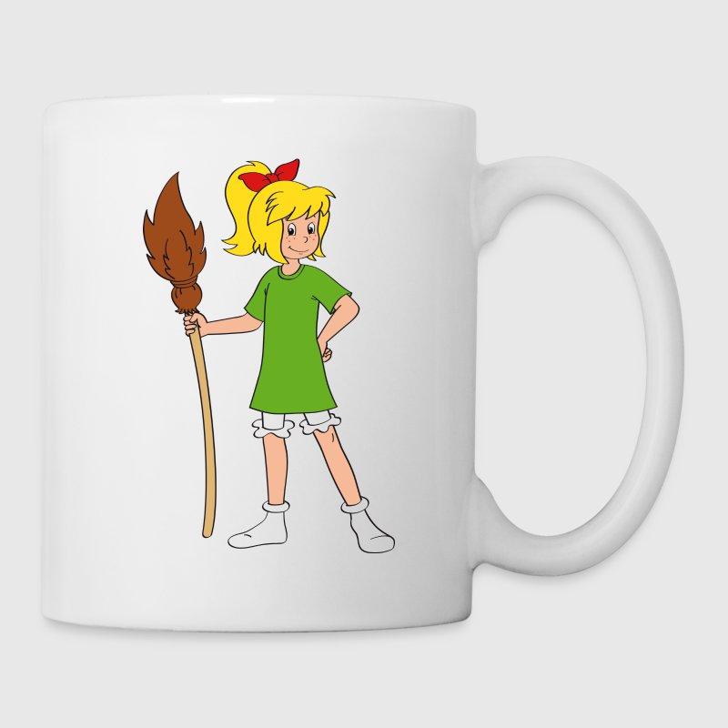 bibi blocksberg tasse tasse spreadshirt. Black Bedroom Furniture Sets. Home Design Ideas