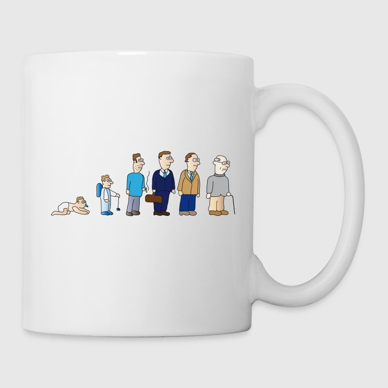 Evolution Tasses - Tasse