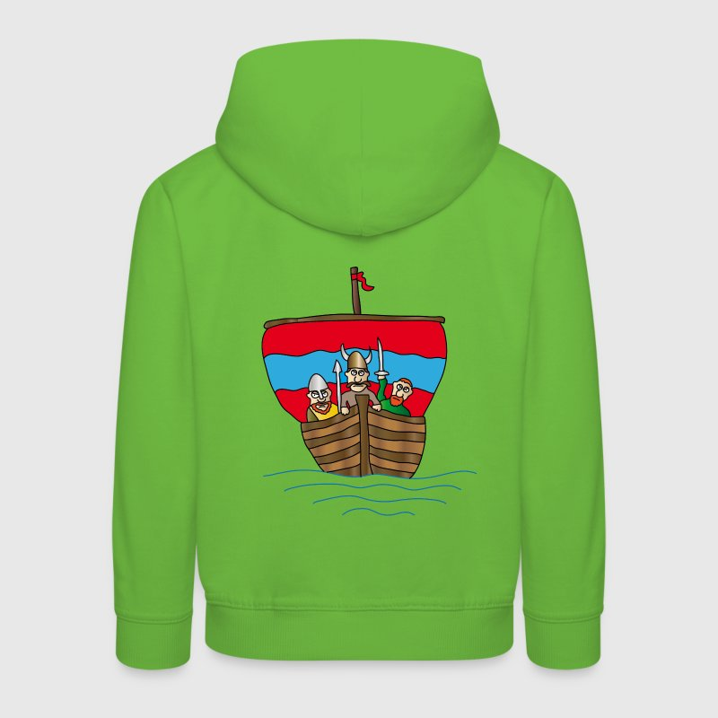 Viking Sweats Enfants - Pull à capuche Premium Enfant
