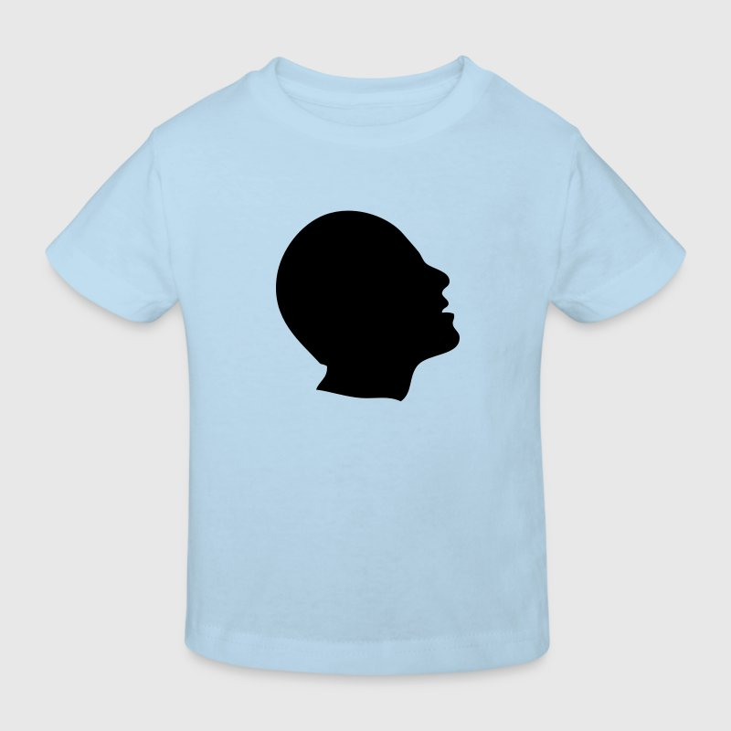 tete profil head profile1 Tee shirts Enfants - T-shirt Bio Enfant