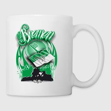 suchbegriff 39 bremen 39 tassen zubeh r online bestellen spreadshirt. Black Bedroom Furniture Sets. Home Design Ideas