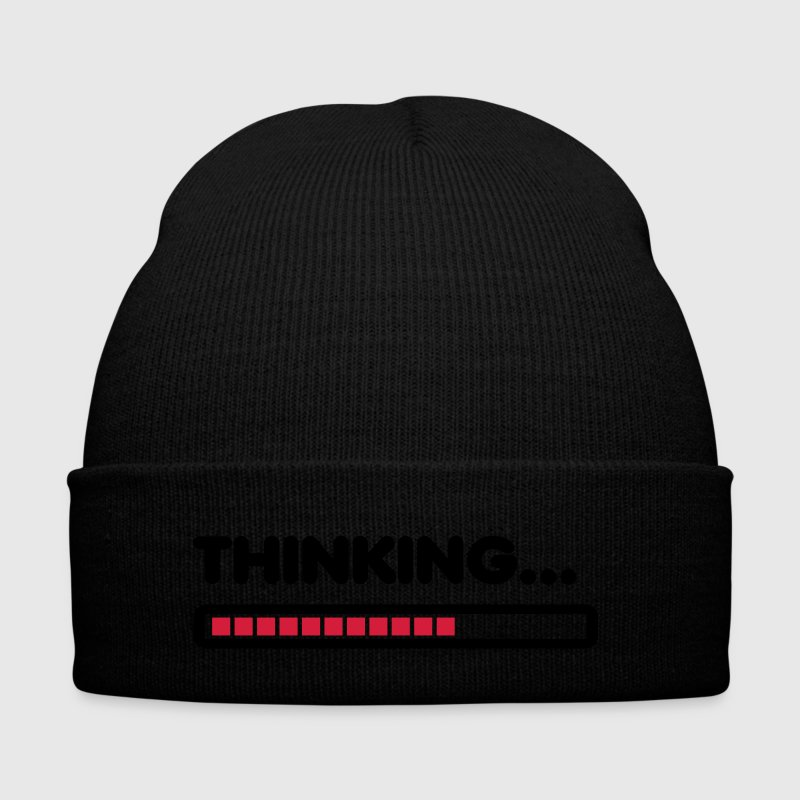Thinking / Funny humor  Caps & Hats - Winter Hat