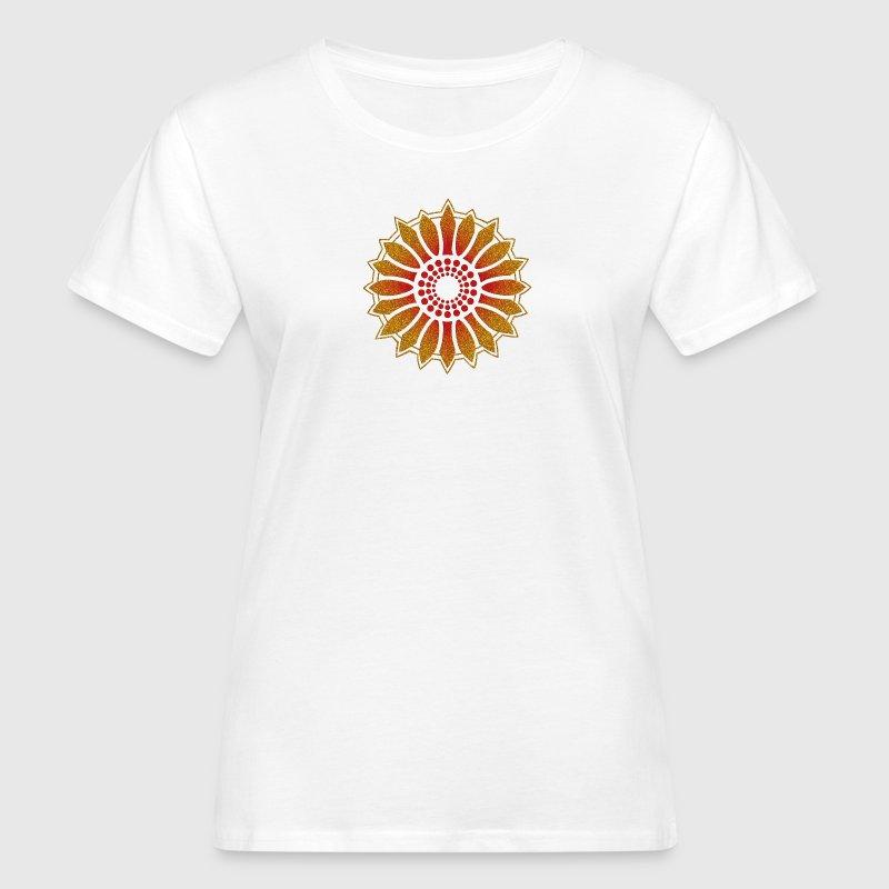 Sonnenblume - Folge dem Licht!, digital glitter, Symbol für ...