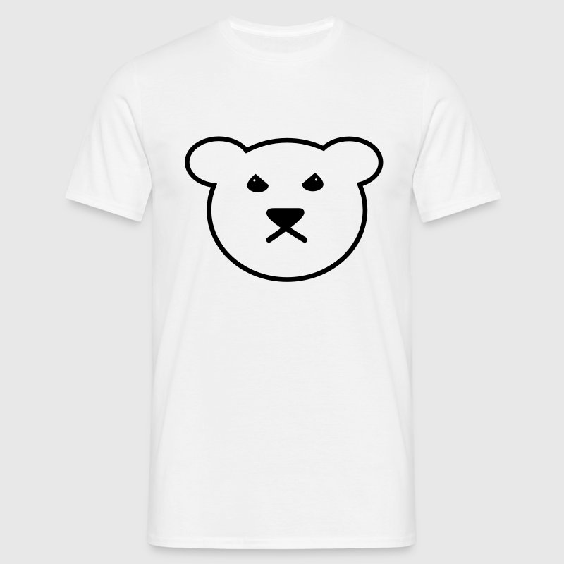 Mal Ours Tee shirts - T-shirt Homme