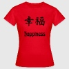happiness Tee shirts - T-shirt Femme