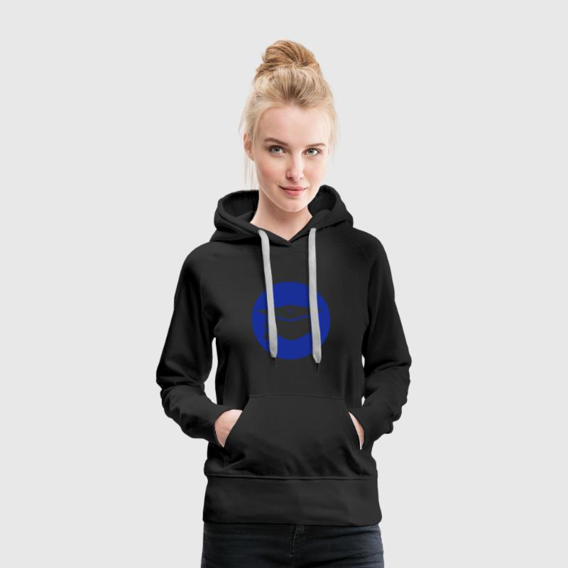Graduation - PhD - Docteur Sweat-shirts - Sweat-shirt à capuche Premium pour femmes